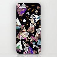 GALAXY ATAXIA iPhone & iPod Skin