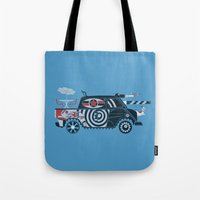 Vantastic Tank Girl Tote Bag
