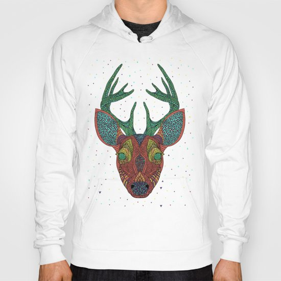 Intergalactic Deer Hoody
