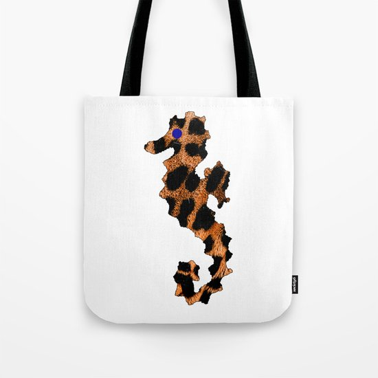 SEA LEOPARD Tote Bag