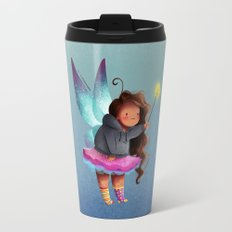 the lazy fairy godmother Travel Mug