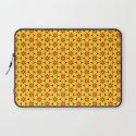 Vandenbosch Yellow Laptop Sleeve