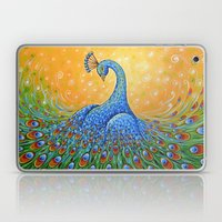 Peacock ... Showing Off Laptop & iPad Skin