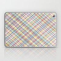 Rainbow Weave 45 Laptop & iPad Skin
