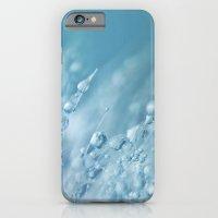 Blue Drops iPhone 6 Slim Case