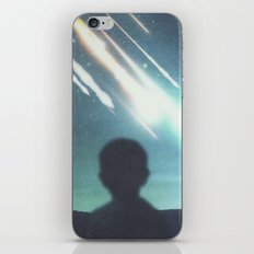 Falling Stars iPhone & iPod Skin