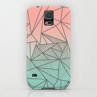 Galaxy S5 Cases featuring Bodhi Rays by Fimbis