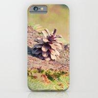 Pine Cone 016 iPhone 6 Slim Case