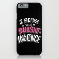 The Bullshit of Innocence  iPhone 6 Slim Case