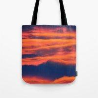 Endless sky Tote Bag