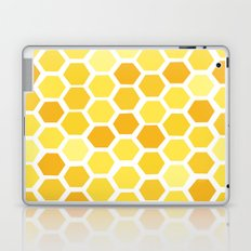 Beehive Pattern by Friztin Laptop & iPad Skin