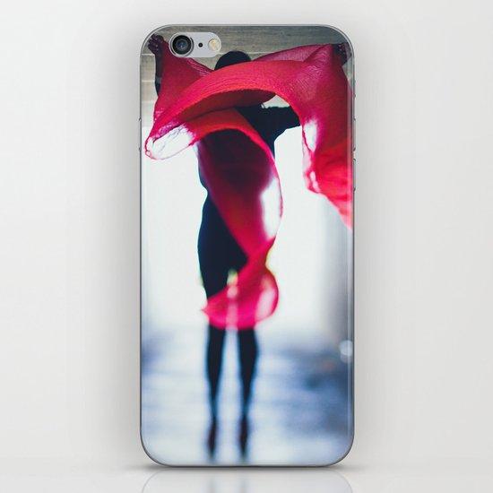 wind-swept iPhone & iPod Skin