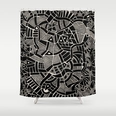 - modern - Shower Curtain
