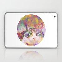 Dog, The Cat Laptop & iPad Skin
