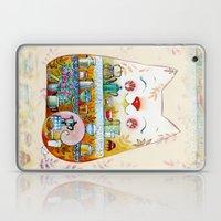 Little Cute Kitchen Cat Laptop & iPad Skin