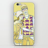 Geek Love iPhone & iPod Skin