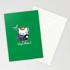 Hey! Listen! Stationery Cards