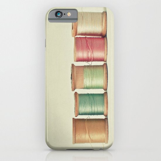 Five in a Row iPhone & iPod Case