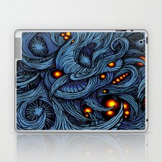 Infection colored Laptop & iPad Skin