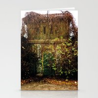 Nature Finds The Way Ins… Stationery Cards