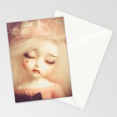 Invisible Tears Stationery Cards