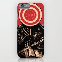 iPhone & iPod Case featuring SHOOT! by GENO75