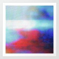 Haze_v_1.12 Art Print