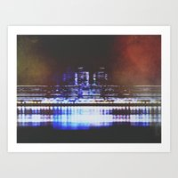 Urban 56 Art Print