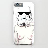 Moustachetrooper iPhone 6 Slim Case
