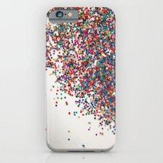 Fun II (NOT REAL GLITTER) iPhone 6 Slim Case
