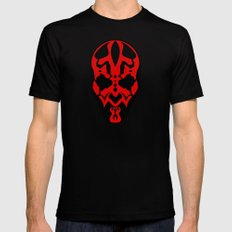 Hand of Rage (Darth Maul) Mens Fitted Tee Black SMALL