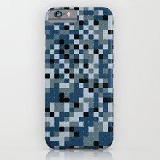 Pixelated Camo Alternate iPhone 6s Slim Case