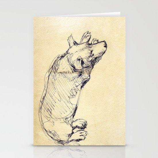 Sketch#2 Stationery Card