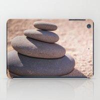 Balancing the world iPad Case
