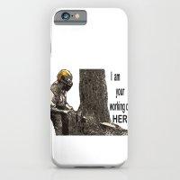 Working Class Hero 2 iPhone 6 Slim Case