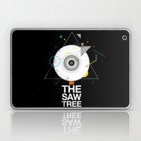 The saw tree Laptop & iPad Skin