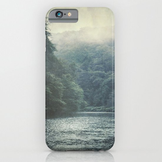 valley and river iPhone & iPod Case