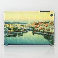 Agios Nikolaos iPad Case