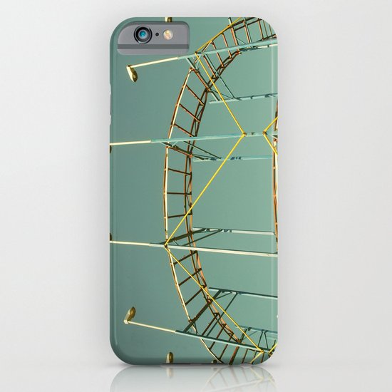 rollercoaster iPhone & iPod Case