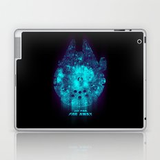Go Far, Far Away Laptop & iPad Skin