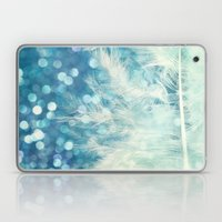 Feather & Sparkle Laptop & iPad Skin