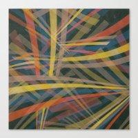 Op Ning A Avant Garde Be… Canvas Print