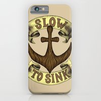 Slow To Sink iPhone 6 Slim Case