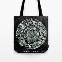 3rd Dimensional Focus Tote Bag
