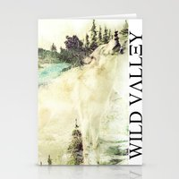 Wild Wolves Stationery Cards