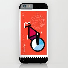 Postcards from Amsterdam / Bicycle iPhone 6 Slim Case