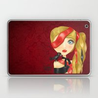 Amor y odio Laptop & iPad Skin