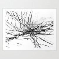Electricity / 2006 Art Print