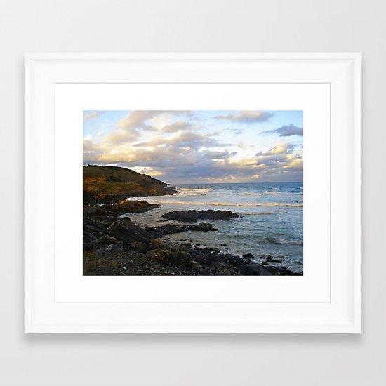 Coffs Harbour 2 Framed Art Print
