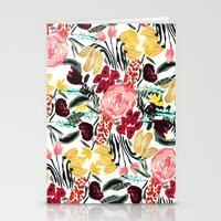 Wild Garden II Stationery Cards